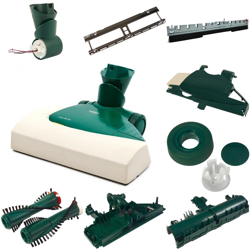 Vorwerk Ersatzteile, Staubsauger gebraucht kaufen | eBay