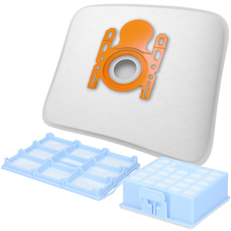 10 staubsaugerbeutel hepa motorfilter f r siemens vs06g2410 synchropower typ g. Black Bedroom Furniture Sets. Home Design Ideas