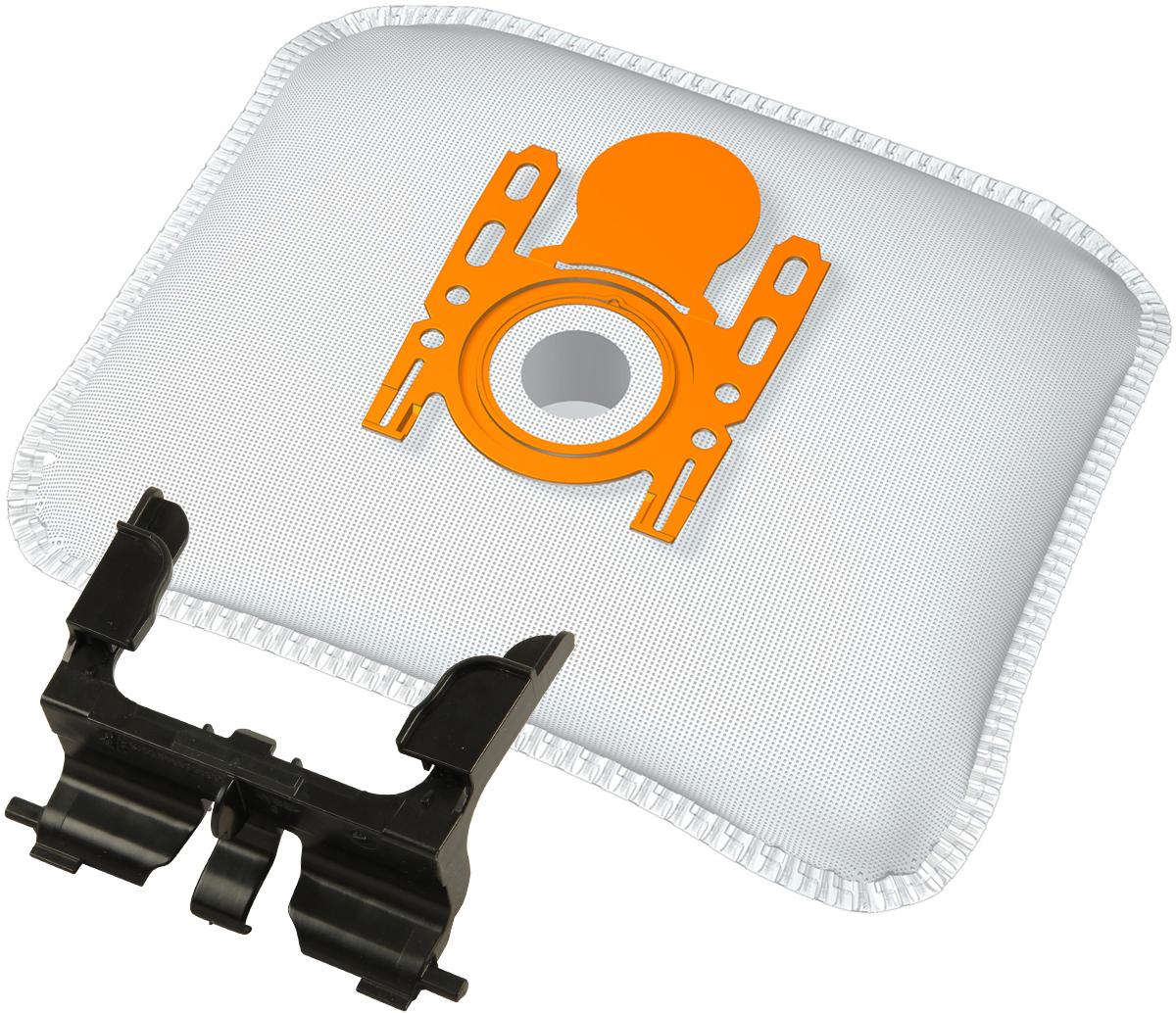 BSG 61663//03 10 Vlies Staubsaugerbeutel passend für Bosch Logo BSG 61226//03