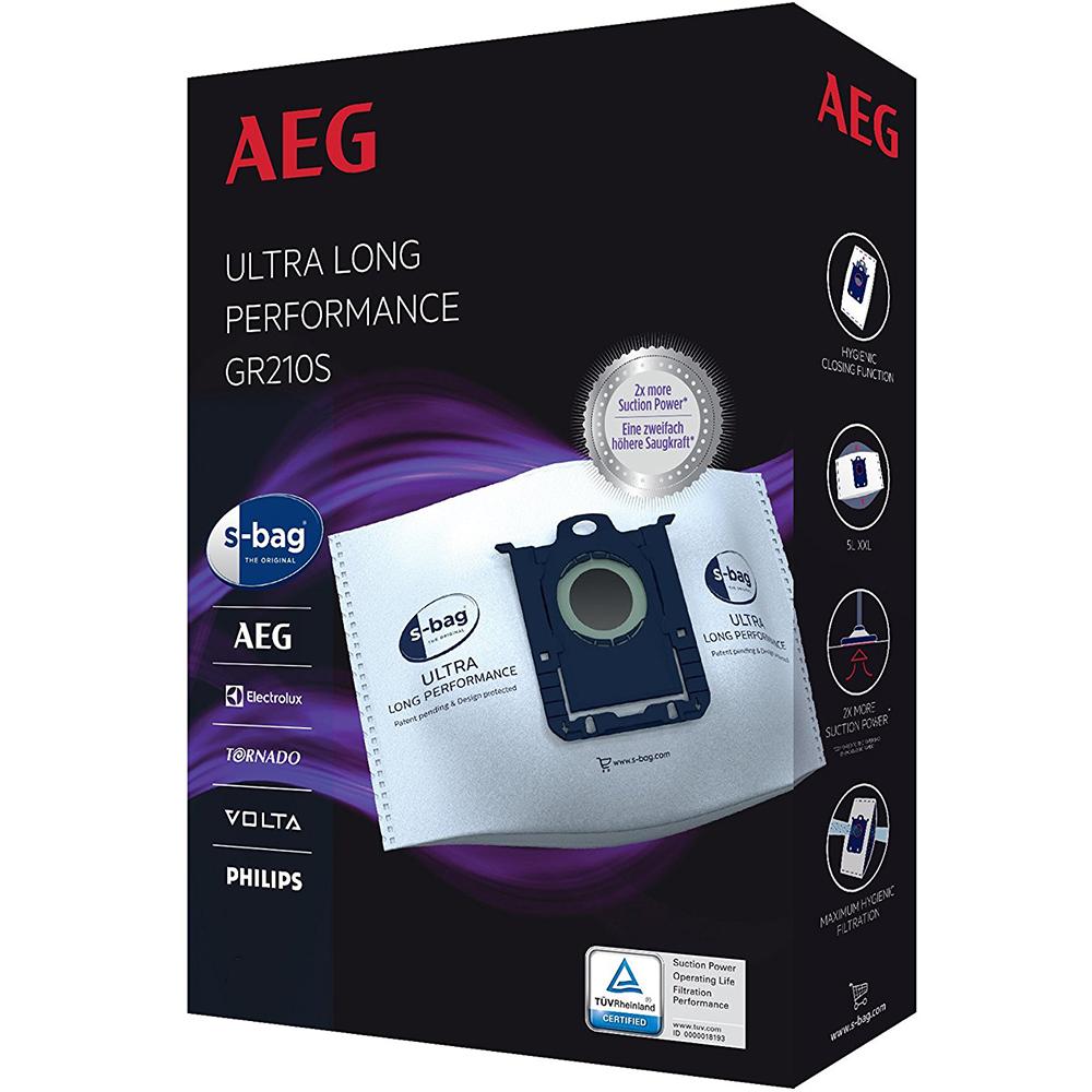 AEG ClassicSilence ACS1800 Staubsauger mit Beutel 1450