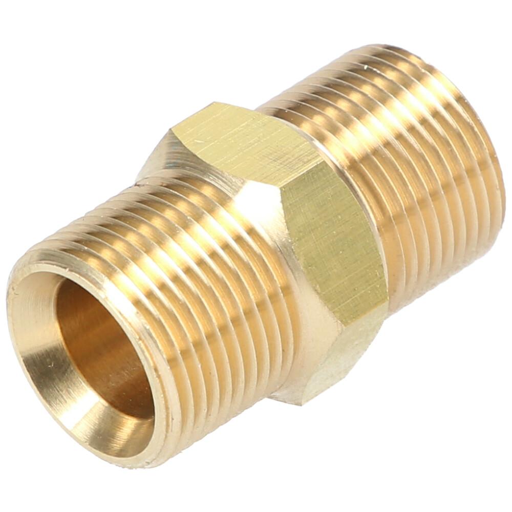 Hochdruck Schlauchverbinder für Kärcher und Kränzle Hochdruckreiniger M22 AG