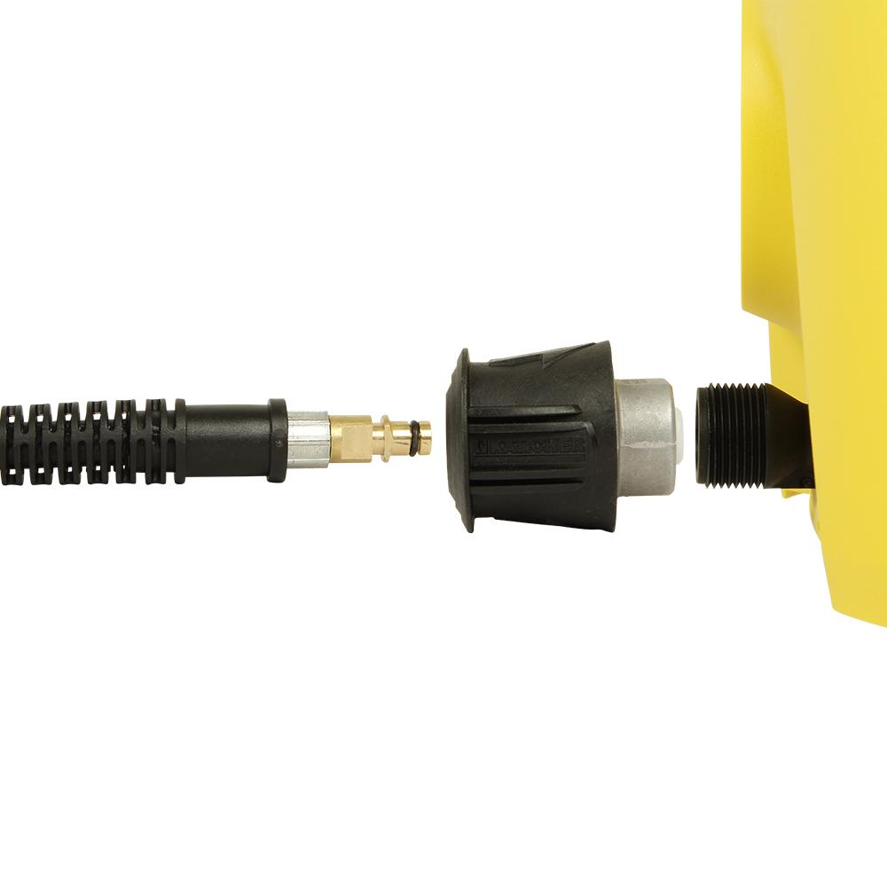 hochdruckschlauch ersatzschlauch geeignet f r k rcher ab 2008 quick connect ebay. Black Bedroom Furniture Sets. Home Design Ideas